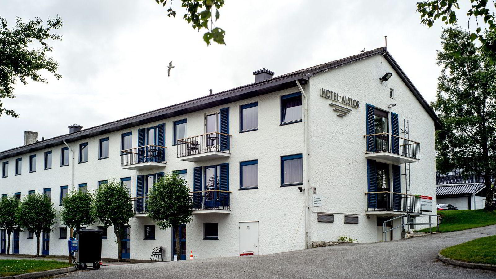 Petter Smedvig Hagland investerer for første gang stort i hjembyen Stavanger. Et boligprosjekt til over en halv milliard kroner planlegges her.