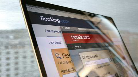Nettreisegiganter som Hotels.com og Booking.com nekter hotellene de har avtaler med å selge rommene billigere på hotellenes egne nettsider.