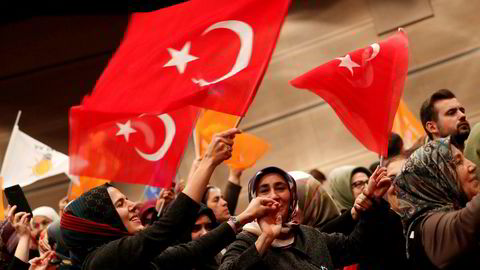 Mange av asylsøkerne til Norge i år kommer fra Tyrkia.