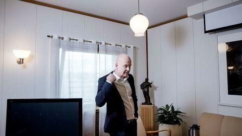 Kringkastingssjef Thor Gjermund Eriksen må få en ny finansieringsmåte på plass før andelen unge uten tv-apparat i hjemmet blir for stor.
