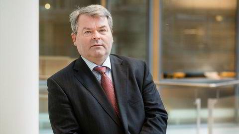 Arne Matre, som er handelsekspert og partner i EY, tror norske handelsaktører snart vil bli utfordret av en utenlandsk nettgigant.