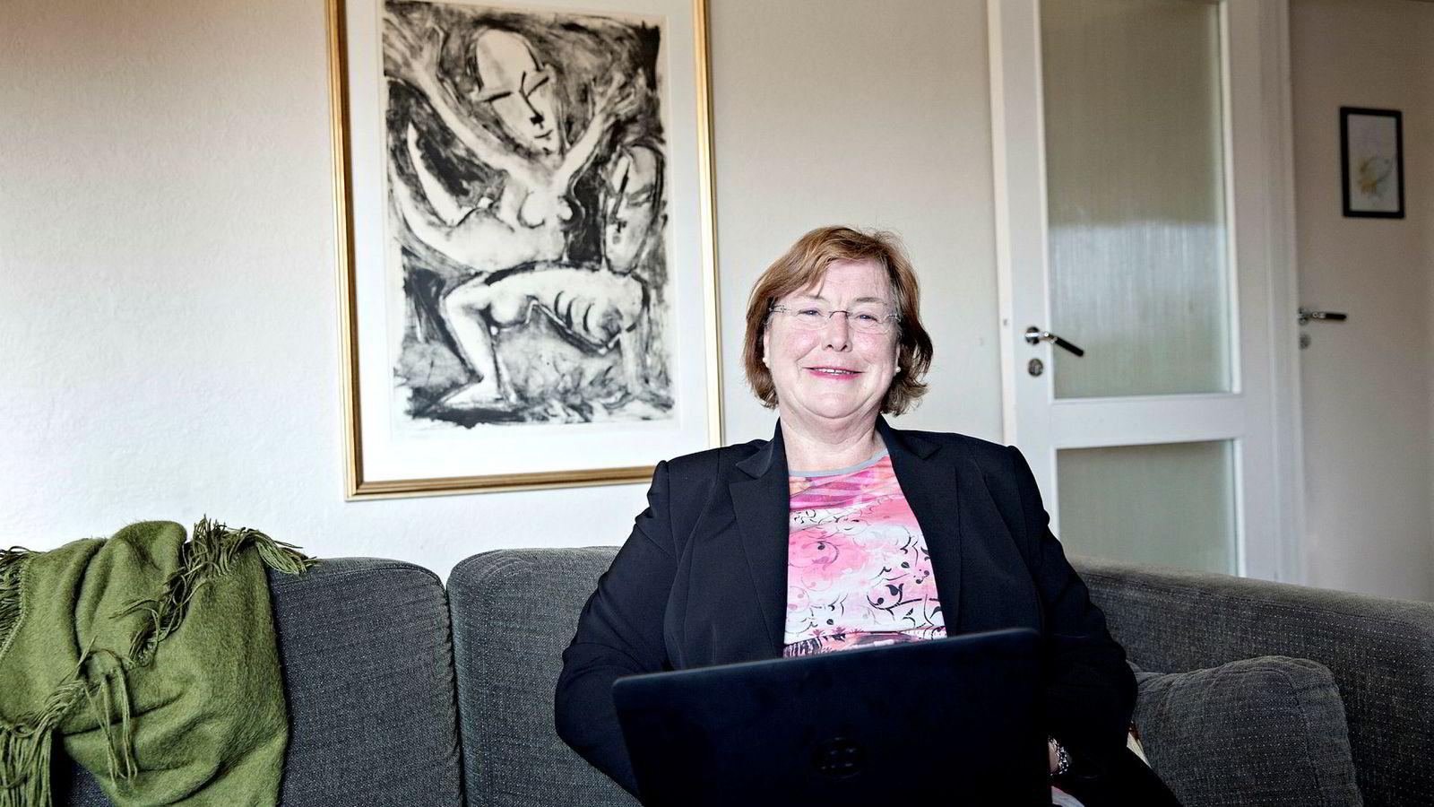 Elisabeth Realfsen er klokkeklar på at du ikke trenger å godta renteøkning fra bankene selv om Norges Bank setter opp renten.
