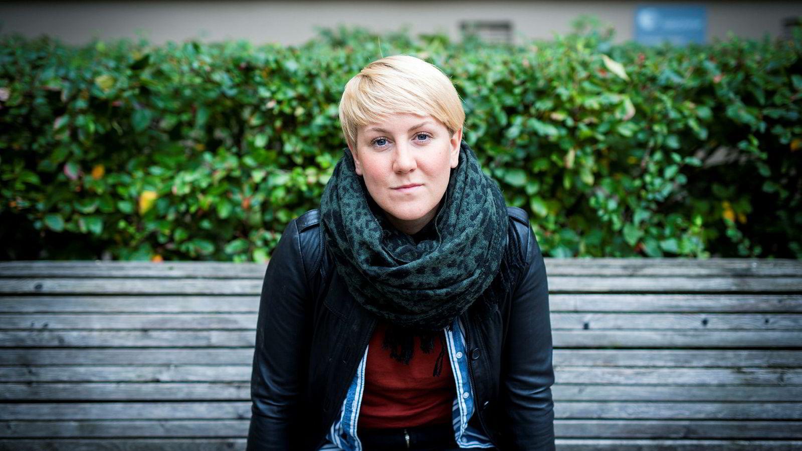 Tonje Brenna, gruppeleder i Akershus Ap, forteller at de støtter forslaget fra SV, Senterpartiet og Frp.