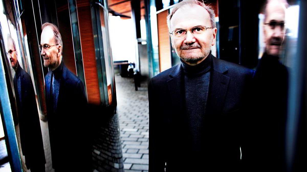 Sjeføkonom Knut Anton Mork i Handelsbanken Capital Markets tror sentralbanksjef allerede har skjerpet barberbladet. Foto: