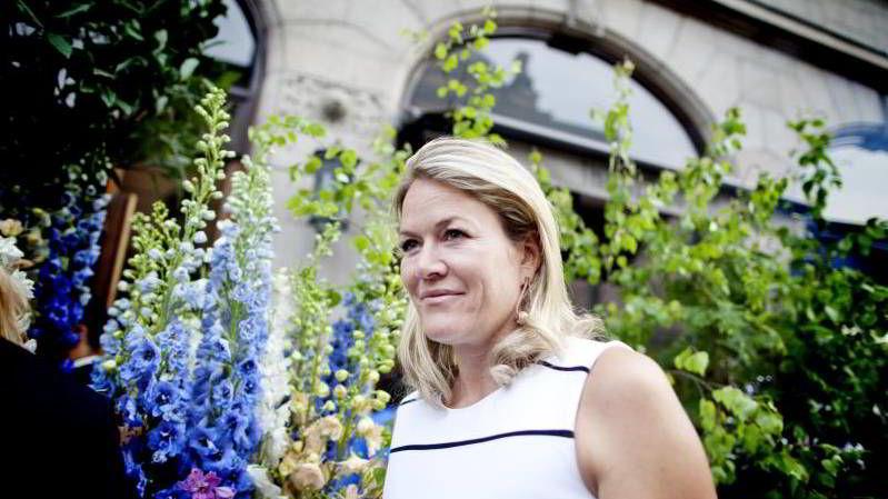 Hermine Midelfart har kjøpt nytt hus. Hun eier 50 prosent av Midelfart Holding og har en ligningsformue på rundt 436 millioner kroner.