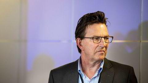 Knut Sirevåg i Eiendomsmegler 1 SR-Bank tror ikke på oppgang i boligprisene i Rogaland med det første.