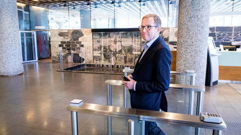 Innovasjon Norge- sjef Håkon Haugli etterlyser flere «radikale innovasjoner» i det grønne skiftet.