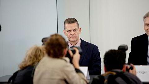 Styreleder Ole Andersen i Danske Bank vil gå av i forbindelse med førstkommende generalforsamling.