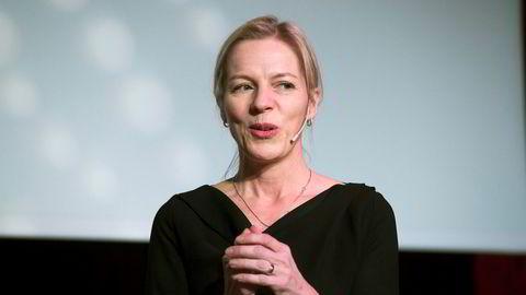 Marte Gerhardsen har fått ny jobb i Helsedirektoratet. Foto: Bendiksby, Terje