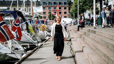 Astrid Bergmål er leder for Virke Reiseliv, og er en av aktørene som skal diskutere cruiseturisme under politikktreffet i Arendal denne uken.
