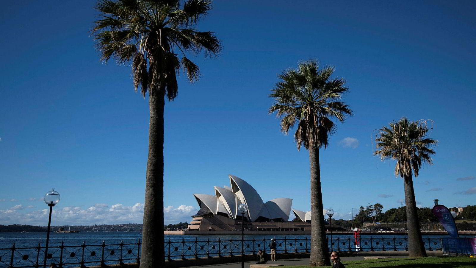 Trump-administrasjonens ønske om toll på australske varer ble stoppet.