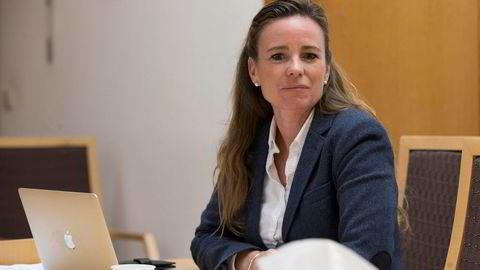 Advokat Cecilie Nakstad i Matrix Advokater har vært forsvarer for den kvinnelige bloggeren i begge straffesakene.