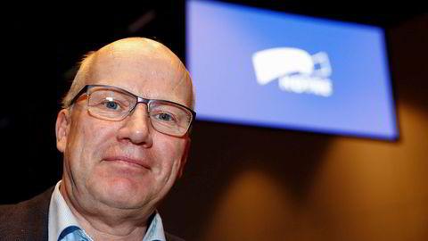 Høyres Hårek Elvenes sier også Venstre må ta inn over seg at digitale trusler er en trussel mot rikets sikkerhet.