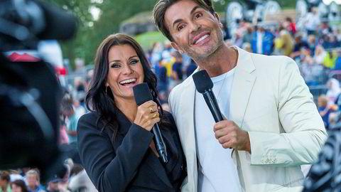 Onsdag 31. juli var det stylist og skjønnhetsguru Jan Thomas som ledet Allsang på grensen med TV 2-profil Kathrine Moholt.
