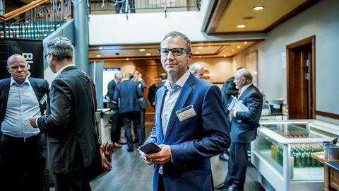 Jarle Sjo, som forvalter fondet DNB Norge, tror markedet blir glad hvis John Fredriksen blir en av de største aksjonærene i Norwegian.