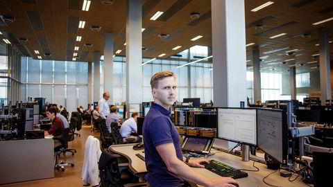 Ole André Kjennerud er DNB Markets ekspert på eurosonen.