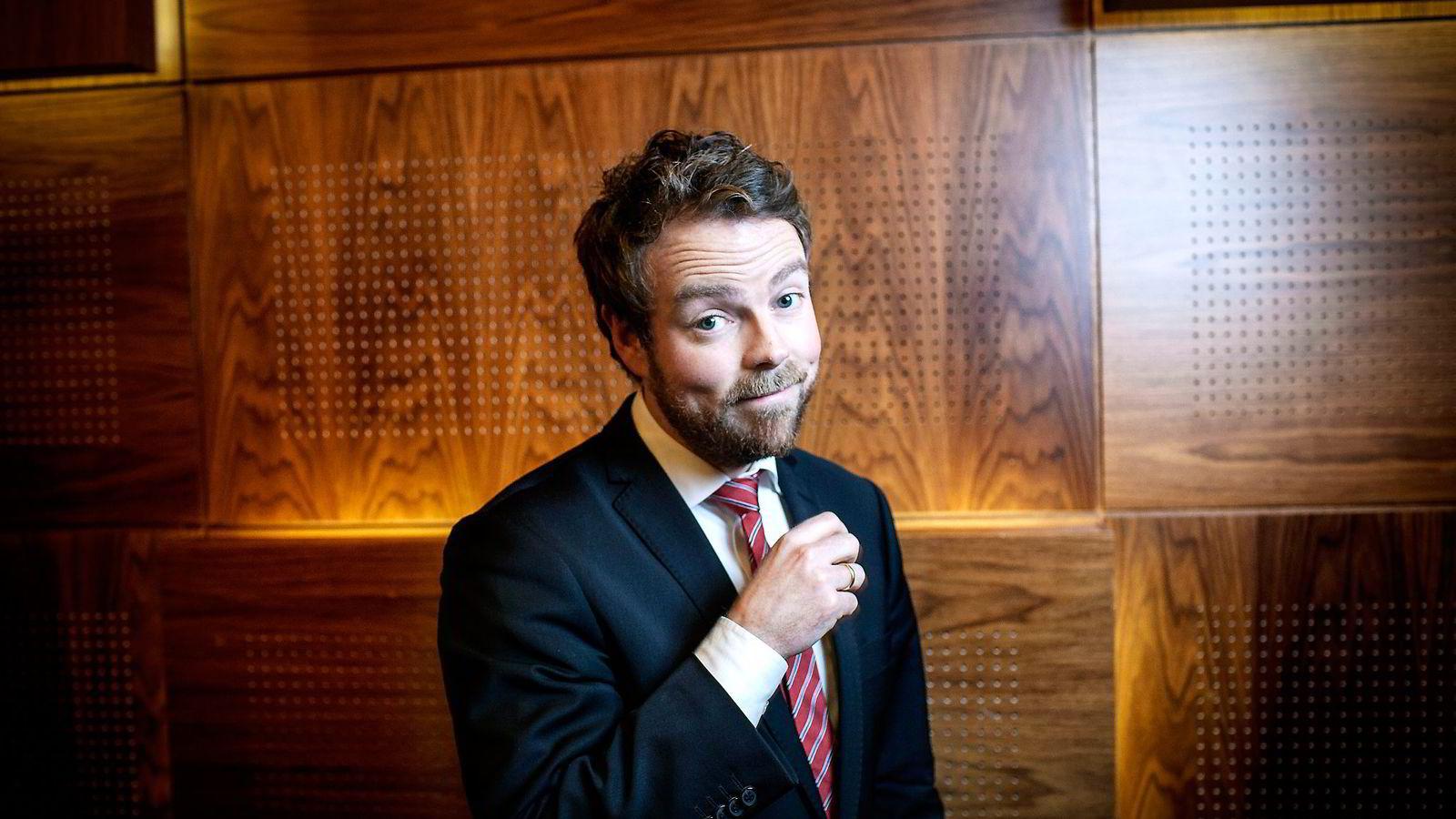 Kunnskapsminister Torbjørn Røe Isaksen (36)