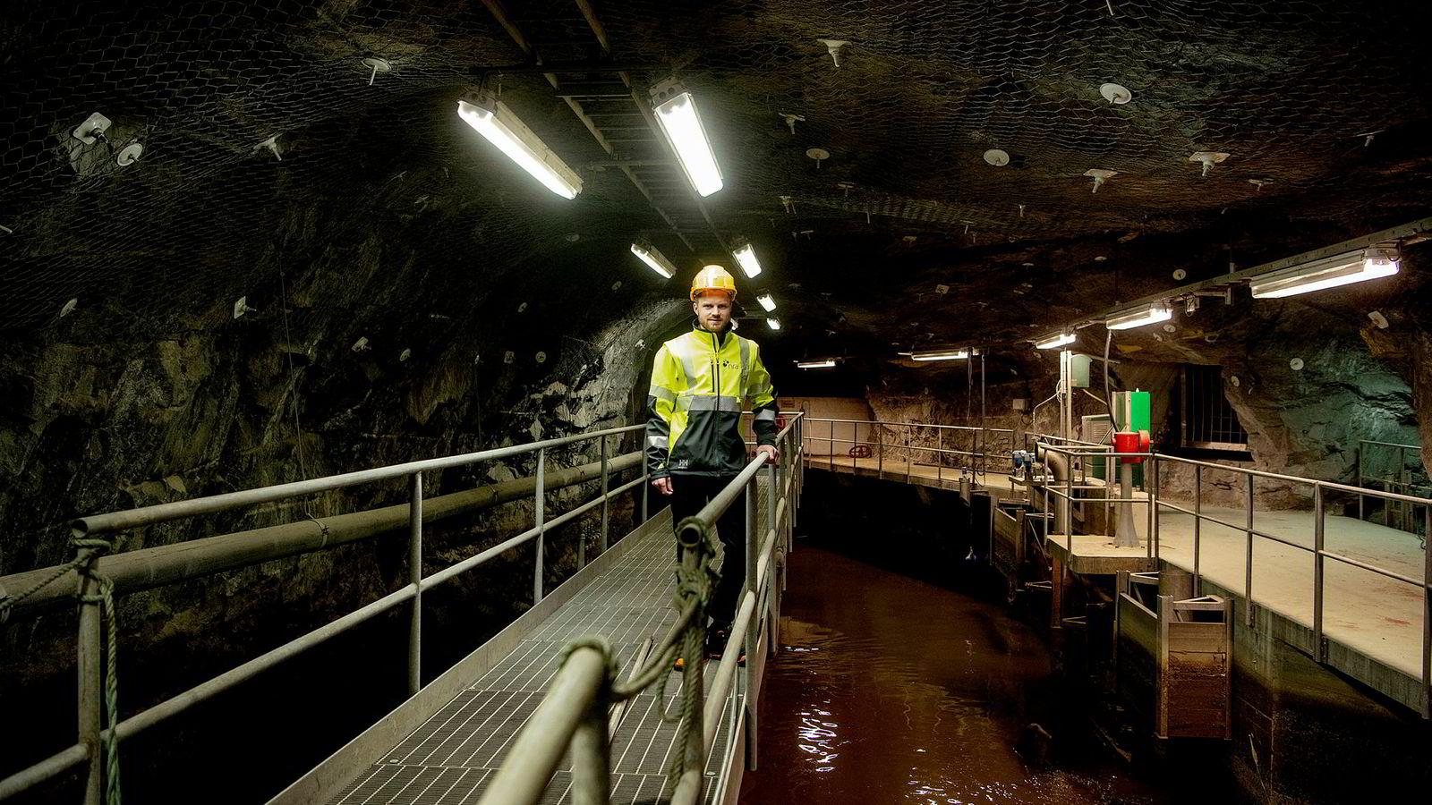Halvor Myhrvold så annonsen for trainee-stillinger på Romerike i Teknisk Ukeblad, og fikk kapret en av dem. Nå er han prosjektingeniør for vann- og avløpsteknikk i Nedre Romerike vannverk og Nedre Romerike avløpsselskap.