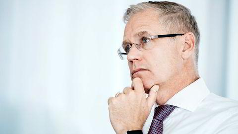 – Det svakere resultatet enn i fjor ble drevet av høyere drivstoffkostnader, en svak svensk krone og underliggende kostnadsøkning, skriver Gustafson i sitt brev til aksjonærene, sier SAS-sjef Rickard Gustafson