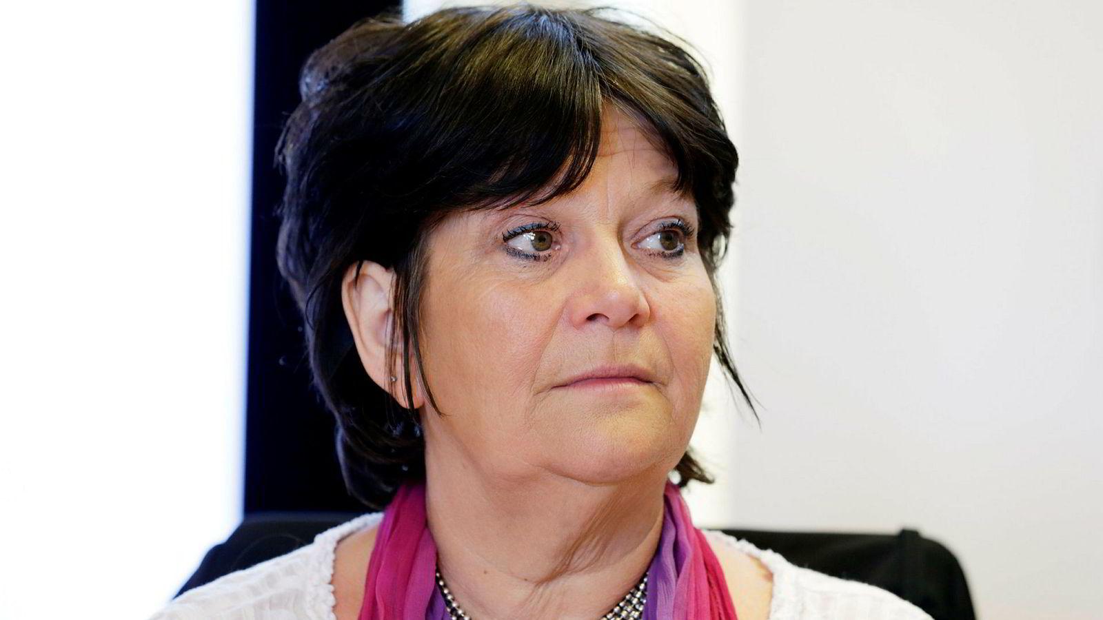 Fremskrittspartiets Ingebjørg Amanda Godskesen.