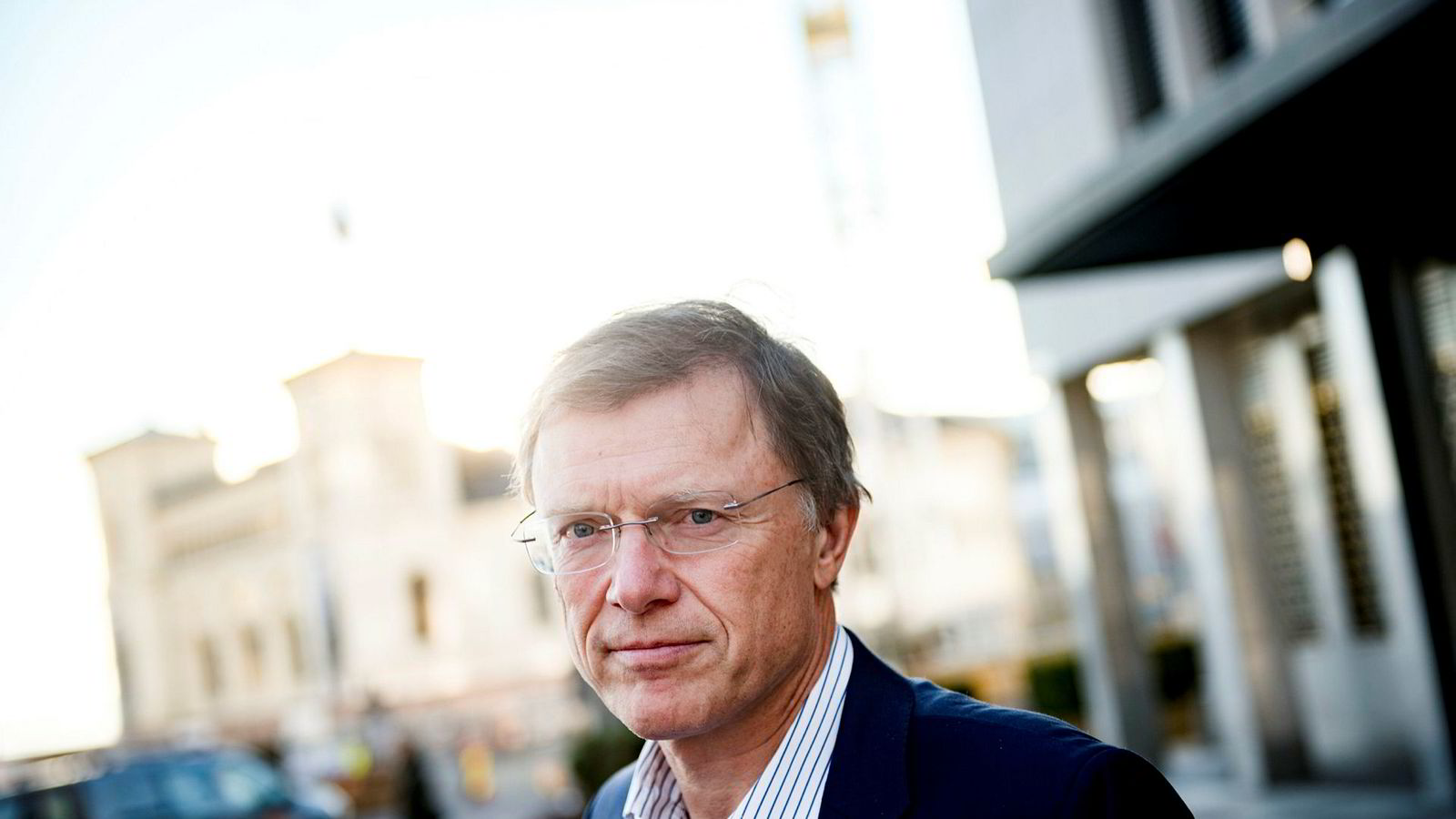 Peter Hermanrud er sjefstrateg i Sparebank 1 Markets.