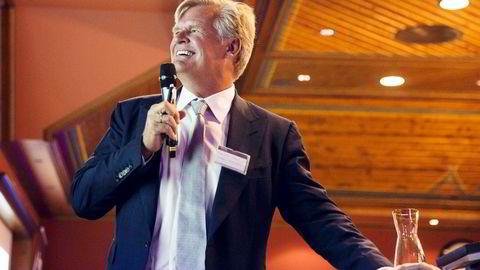 Tor Olav Trøim skal være nær en avtale om kjøp av fire rigger gjennom sitt Magni Partners.