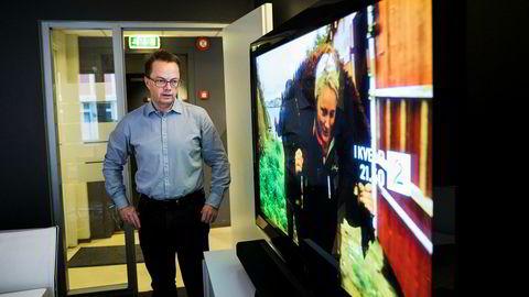 Harald Eide-Fredriksen, medie- og forhandlingsdirektør i Dentsu Aegis, er kritisk til prosessen rundt overgangen til ny tv-måling.