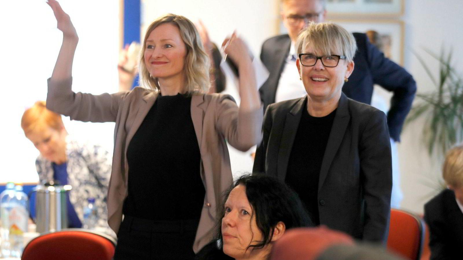 I Oslo kommune har vi fått en god illustrasjon på uenighet om hvor grensene mellom politikk og administrasjon går. Byråd Inga Marte Thorkildsen står mot direktør i Utdanningsetaten Astrid Søgnen.