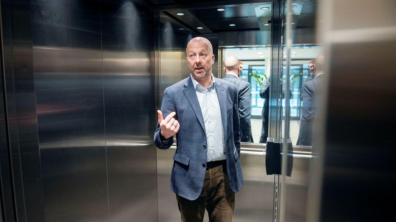 Daglig leder i EGN-Norge Haakon Gellein velger å være åpen om at han til tross for god aktsomhet slapp hackere inn i bedriftens nettverk. – Å stå sammen og være åpne er vårt beste motmiddel, mener han.