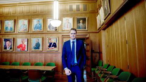 – Ratene må opp. Vi må sikre bærekraftig lønnsomhet i hele verdikjeden. Rederiene kan ikke holde kostnadene nede for at oljeselskapene skal utbetale utbytter og bonuser, sier administrerende direktør Harald Solberg i Rederiforbundet.