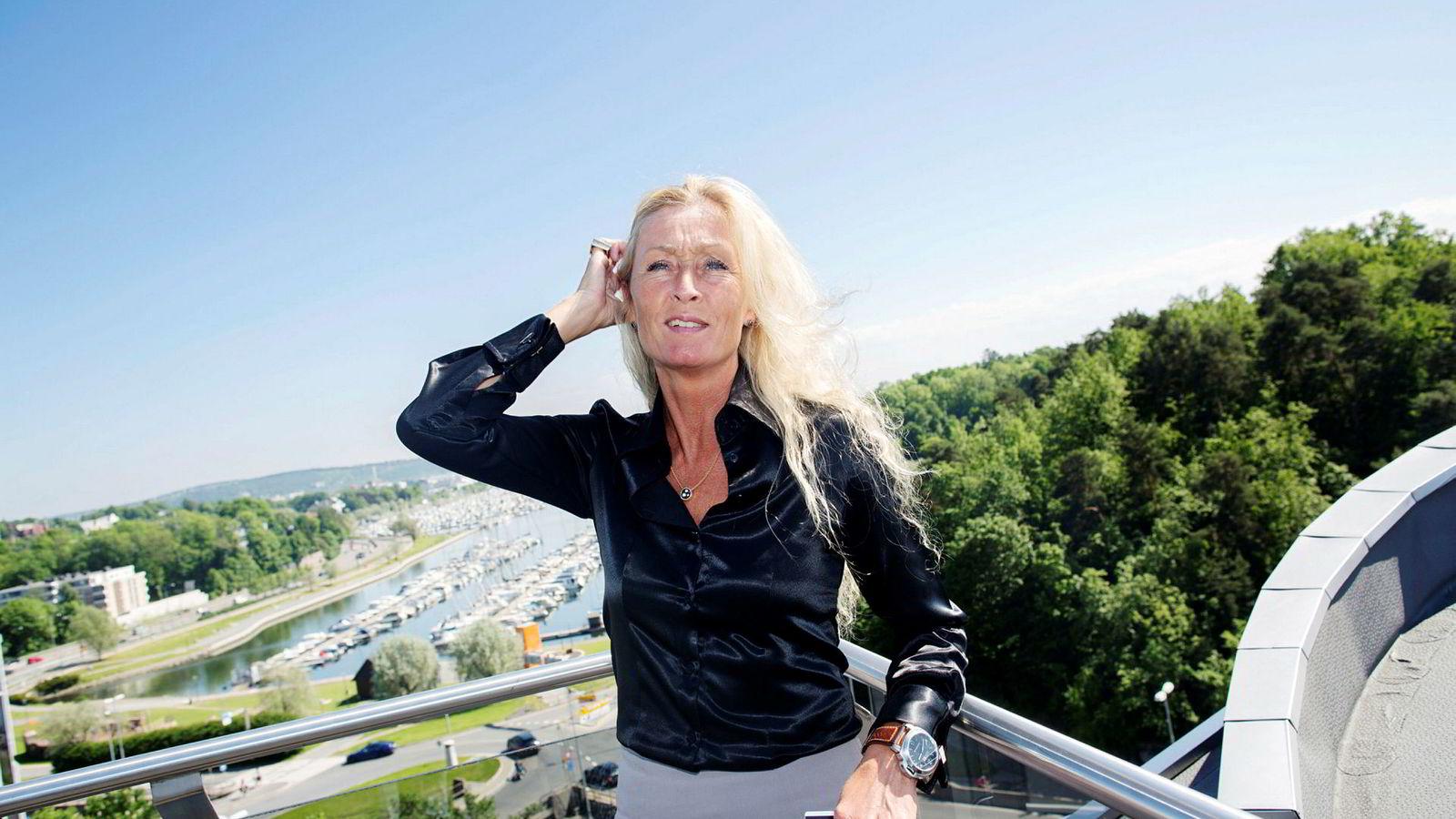 – I 2016 ville alle kjøpe, men ingen ville selge. I 2017 ville alle selge, men ingen ville kjøpe. Nå har vi fått veldig god balanse, sier Grethe W. Meier, administrerende direktør i Privatmegleren.