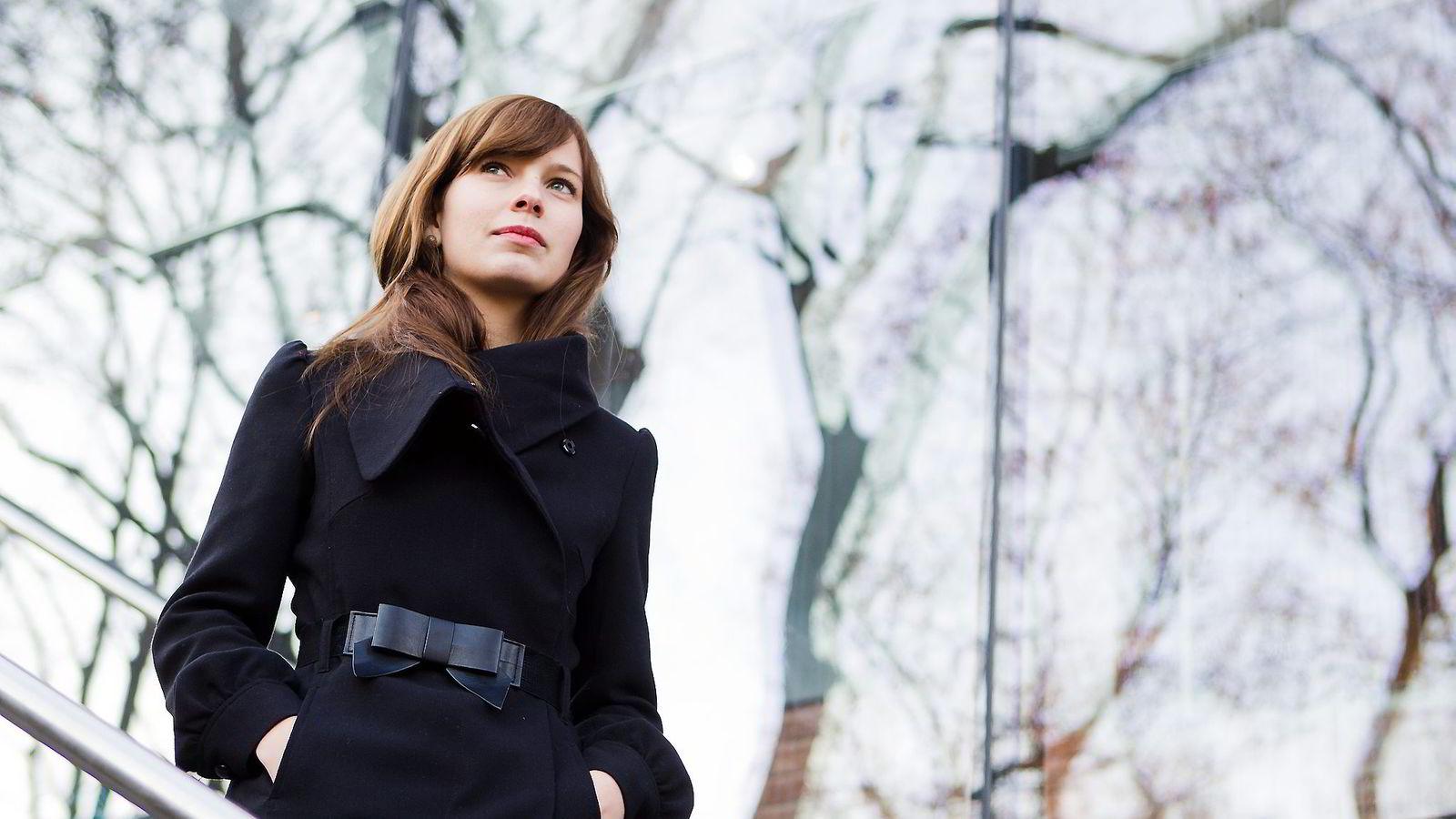 Artisten Marit Larsen kunngjorde i julen at hun etter ti år hos plateselskapet Warner tar farvel med selskapet og fremover vil eie sin egen musikk. Foto: Berit Roald,
