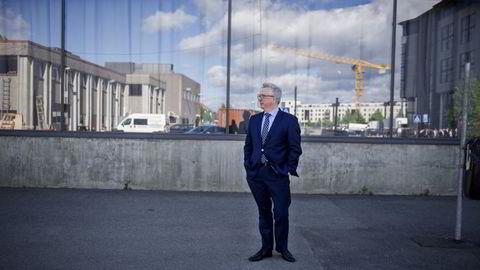 Administrerende direktør Karl Eirik Schjøtt-Pedersen i Norsk Olje og Gass. FOTO: Thomas Haugersveen