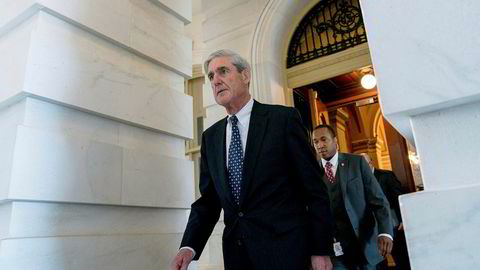 Spesialetterforsker Robert Mueller krever ikke lenger at USAs president Donald Trump skal møte personlig til avhør.