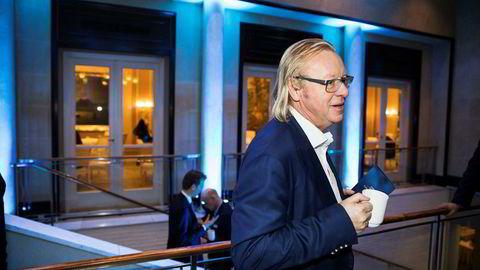 Oljeinvestor Berge Gerdt Larsen og hans sønn Brede Bjøvad Larsen har en urealisert gevinst på flere millioner kroner i britiske Panoro Energy.