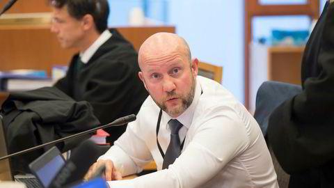 Statsadvokat Geir Evanger forbereder seg på nok en rettsrunde med den omfattende Sult-saken over påske.