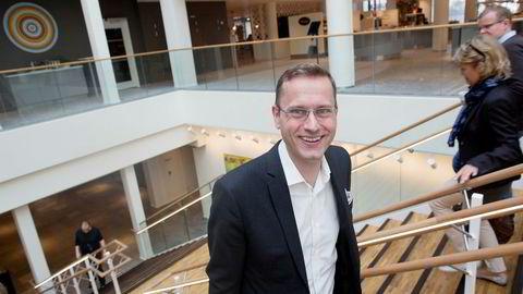 Administrerende direktør Snorre Storset i Nordea Norge tror skydekket vil lette litt for norsk økonomi i 2017.