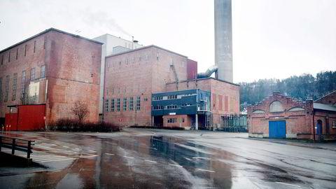 Norske Skog har misligholdt gjelden, ifølge en ekspertgruppe, som gir grønt lys for forsikringsutbetalinger i milliardklassen. Her fra Saugbrugs i Halden. Foto: Elin Høyland