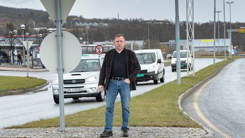 Jan Blomseth stiller til kommunevalg med partiet Nei til bompenger i Tromsø.