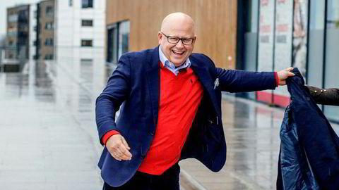 Administrerende direktør Baard Schumann i Selvaag Eiendom melder at nyboligsalget har vært godt i alle markeder hittil i år.
