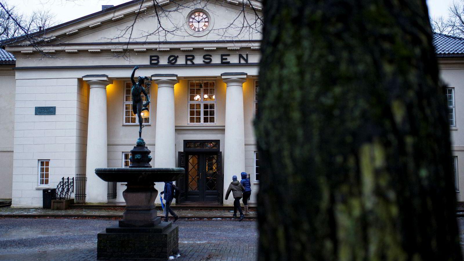 Euronext vil kjøpe Oslo Børs.