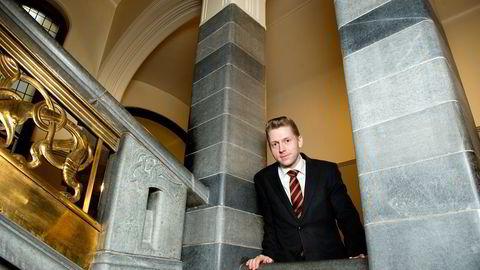 Statssekretær i Finansdepartementet Jørgen Næsje. Foto: Elin Høyland