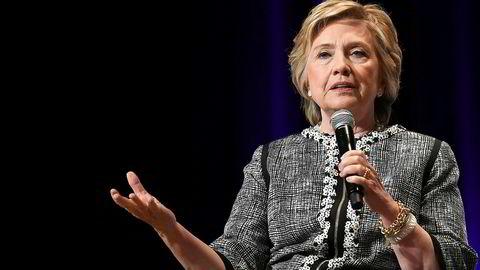 Det blir ingen presidentomkamp for Hillary Clinton.
