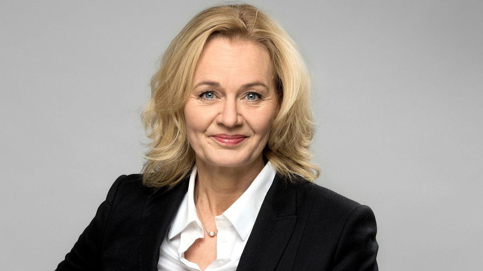 Handelsbankens konsernsjef Carina Åkerström.