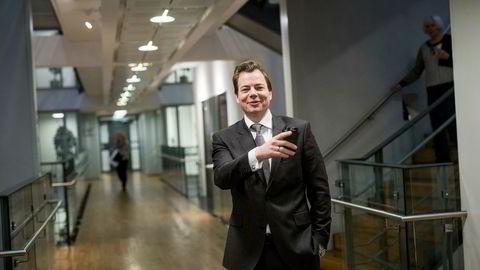 – Mellom fem og ti seriøse aktører har vært med i fase to av budprosessen, sier konsernsjef Lars Sperre i Norske Skog.
