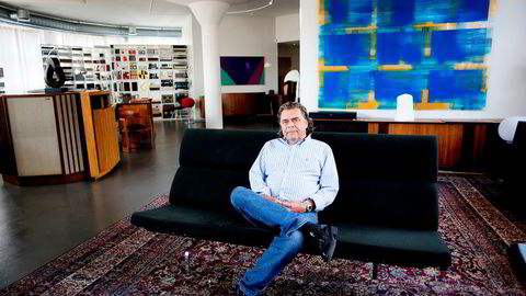 Radioimportør og investor Erling Neby tjente svært godt på sine investeringer i 2017. Foto: Mikaela Berg