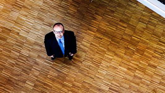 - Toppledere må gjøre en like god figur på NHOs årsmøte som på toppmøtet i Davos, sier BI-rektor Tom Colbjørnsen.