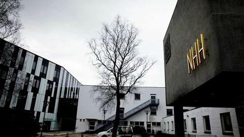 Norges Handelshøyskole i Bergen.