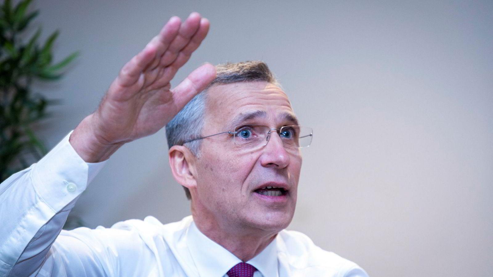 Nato-sjef er fornøyd med mange Nato-lands finansielle bidrag. Norge er ikke blant dem.