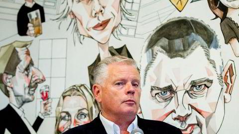 Leder av Pensjonistforbundet, Jan Davidsen, vil ha lovforbud mot aldersdiskriminering. Foto: Vegard Wivestad Grøtt /